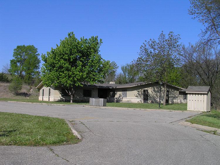 Hansen Cottage Exterior