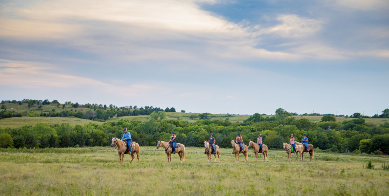Rock Springs Ranch Horseback Riding