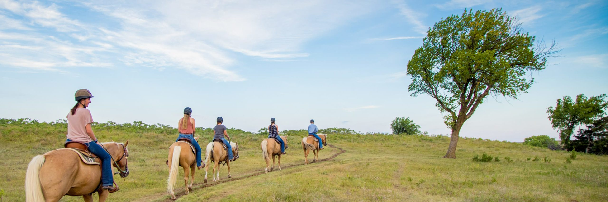 Horseback Riding at Rock Springs Ranch