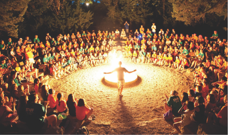 Rock Springs Ranch 4-H Camp