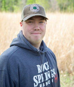 Devin Barry - Equine Manager - Rock Springs Ranch