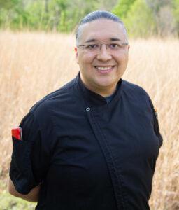 Guillermo Vargas - Chef/Food Service Director - Rock Springs Ranch